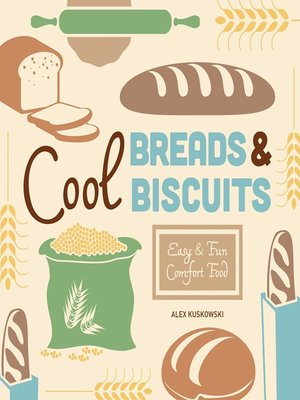 cover image of Cool Breads & Biscuits